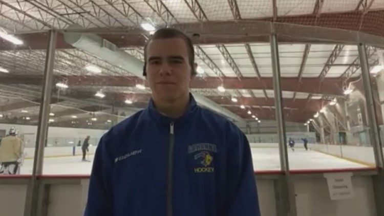 Athlete of the Week: Thomas Giles