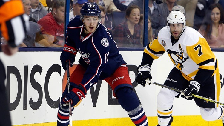 Blue Jackets place Alexander Wennberg on unconditional waivers