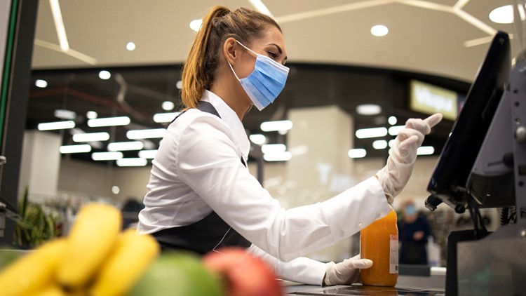 Why aren't Ohio's grocery store workers eligible yet for a COVID-19 vaccine?