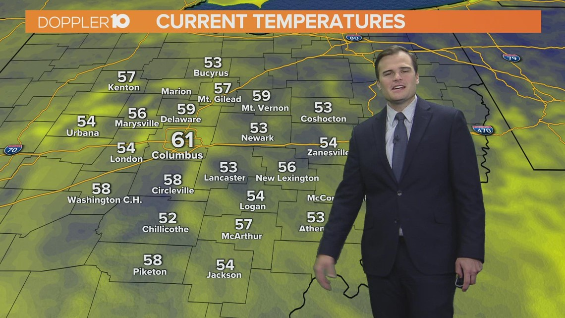 Tuesday morning forecast   August 3, 2021