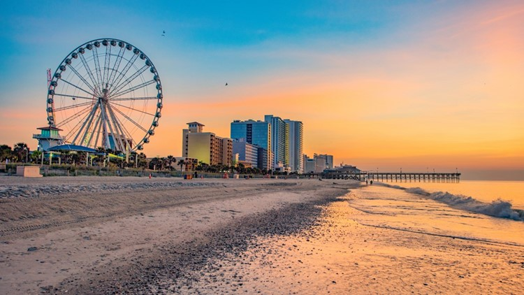 Myrtle Beach Reopens All City Beaches