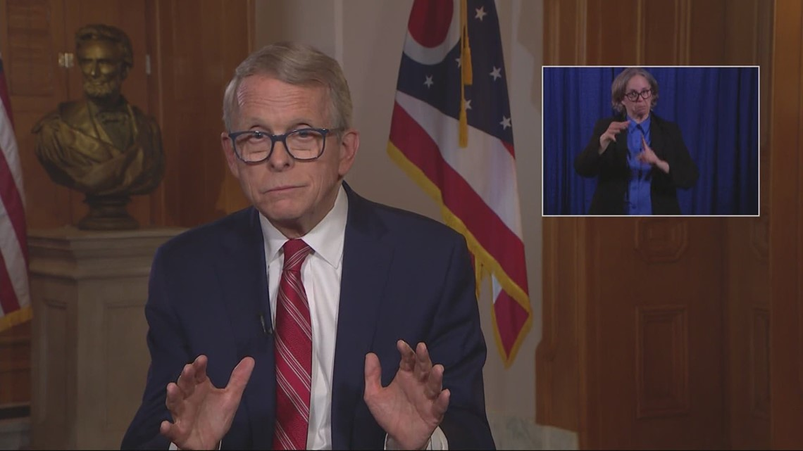 DeWine announces series of drawings to encourage Ohioans to get COVID-19 vaccine