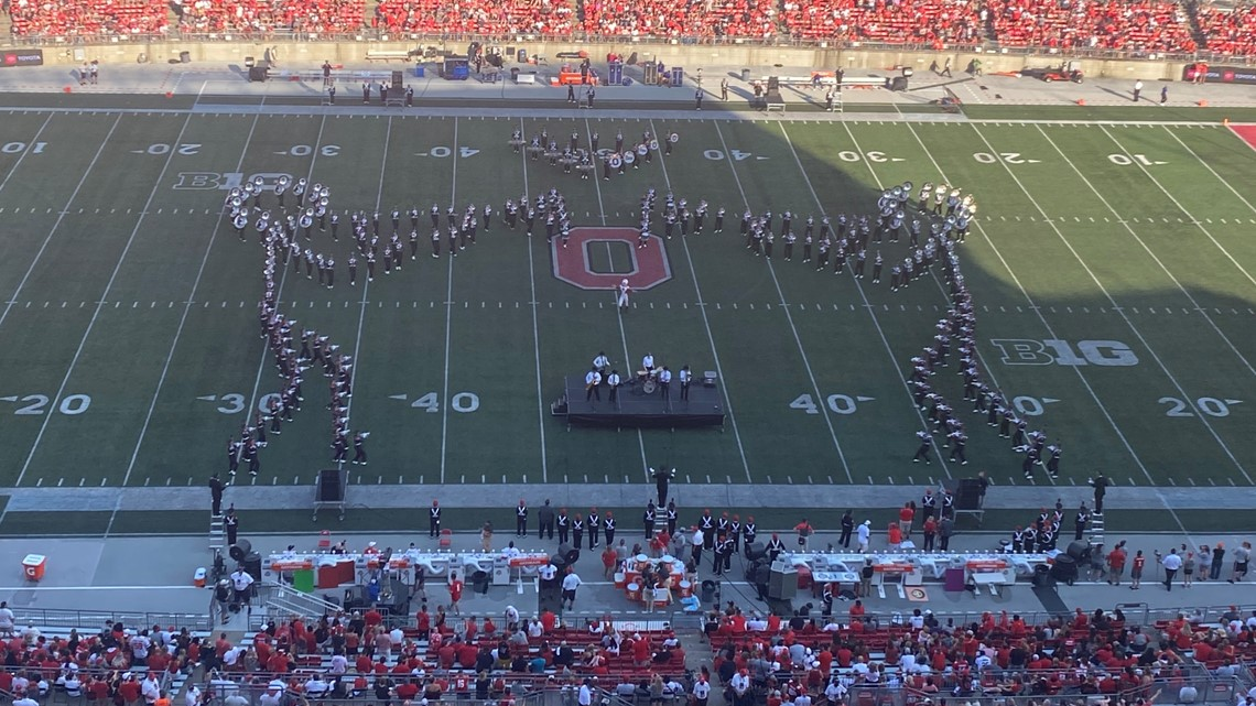 Halftime Show: Ohio State Marching Band presents 'The Roaring '20s'