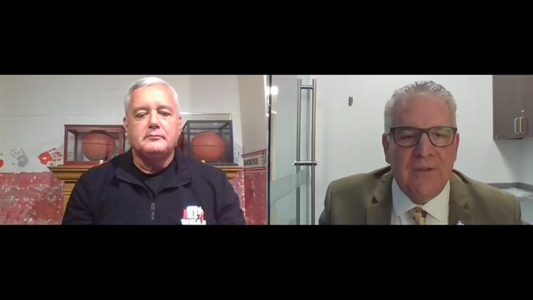Take 10: OHSAA Executive Director Doug Ute