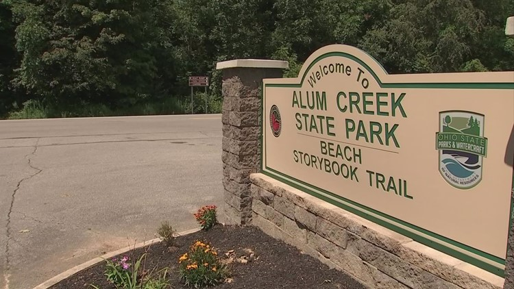 Proposed bike bath near Alum Creek State Park has residents concerned for safety