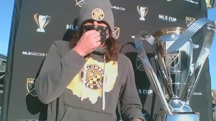 Frankie Hejduk discusses upcoming MLS Cup between Columbus and Seattle