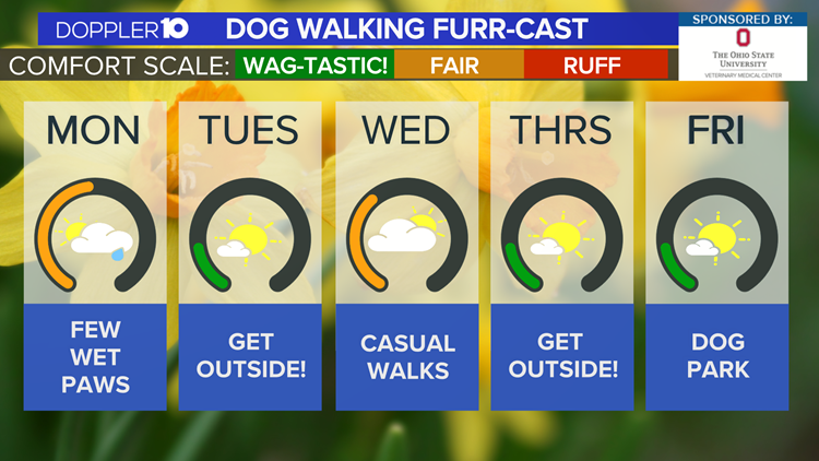 Dog Walkers Weekly Furr-cast | April 12th, 2020