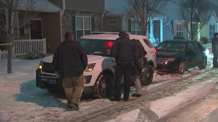 Police investigate two homicides overnight