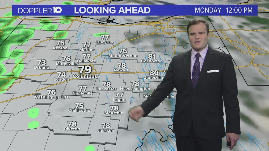Monday Forecast   September 20, 2021