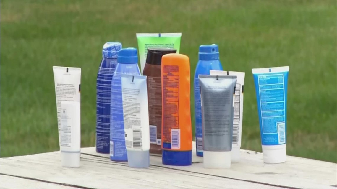 FDA issues warning for parents about using sunscreen on children, infants