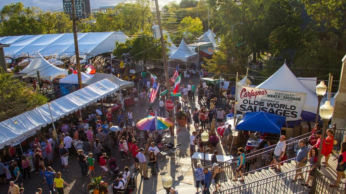 Columbus Italian Festival returns in October