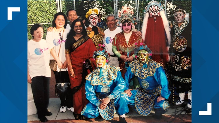 Celebrating Asian Pacific American Heritage Month