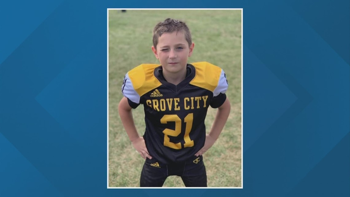 Grove City student turns in missing wallet belonging to 9-year-old