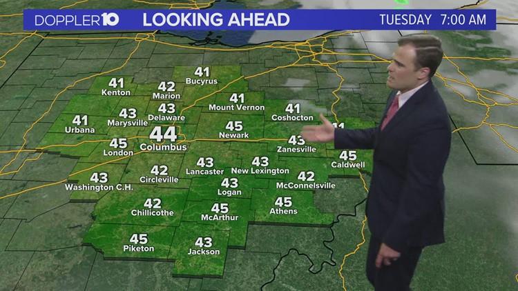Tuesday forecast | April 13, 2021