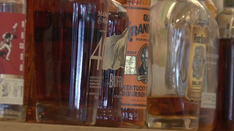Liquor shortages affecting local restaurants