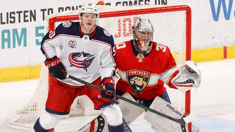 Blue Jackets fall to Florida Panthers 5-1