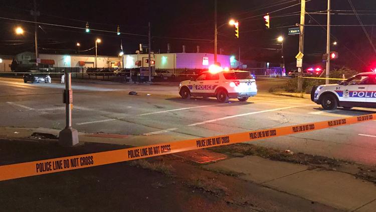 Police investigating string of Columbus shootings believed to be targeting homeless men