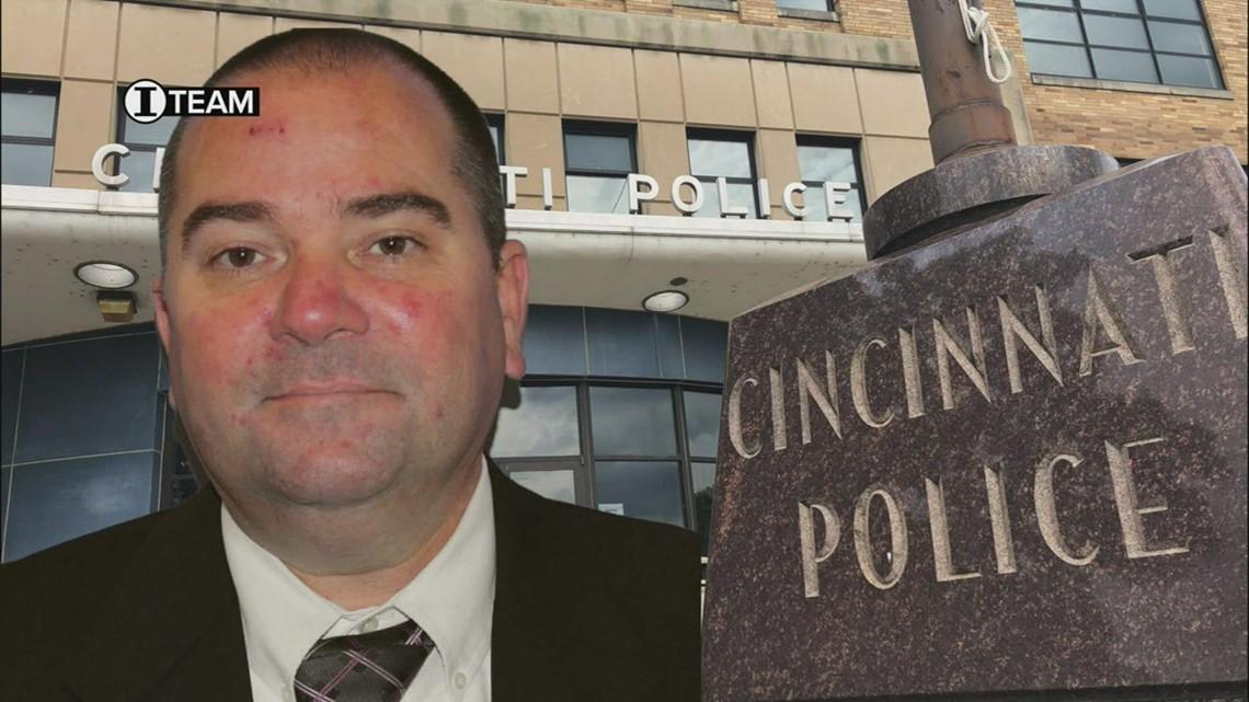 Cincinnati police officer accused of failing to turn in rape kits