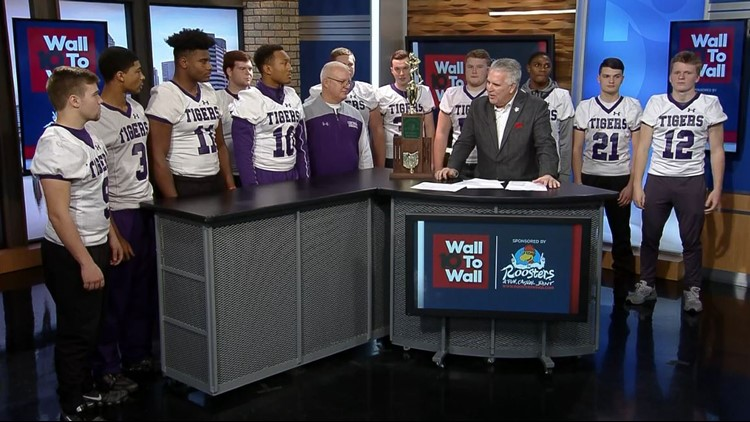 WATCH: Pickerington Central coach, football team discuss state title win