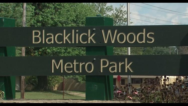 news ohio Black lick