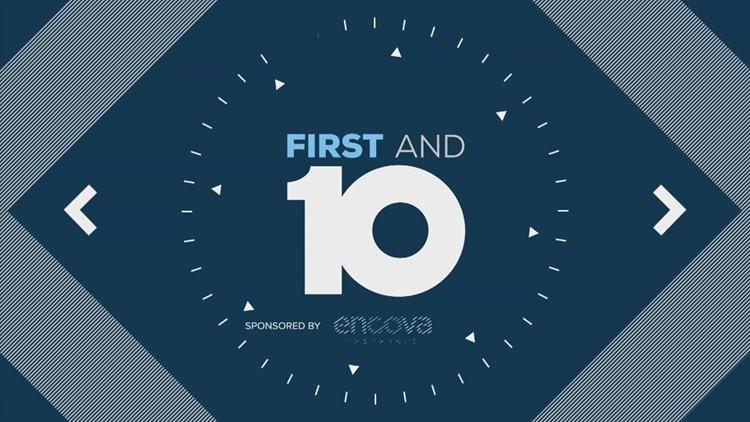 First & 10   Week 3