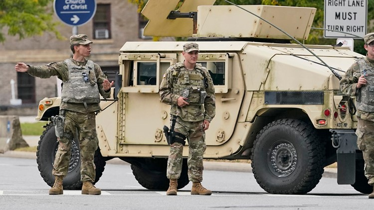 DeWine sending 250 Ohio National Guard members to Louisiana to assist Hurricane Ida relief efforts