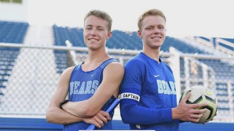 Athlete of the Week: Kyle and Corey Rinehart