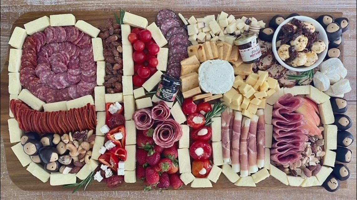 Local entrepreneur starts charcuterie business