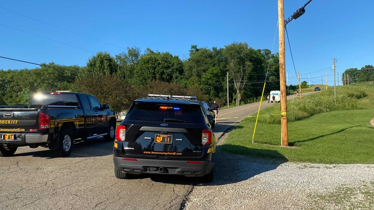Suspect drives off after officer fires shots in Knox County