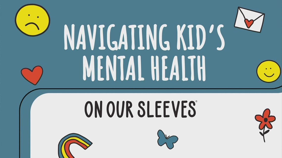 Navigating your kid's mental health