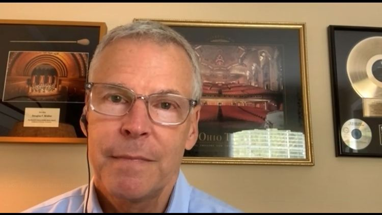 Take 10: Douglas F. Kridler, President and CEO of The Columbus Foundation