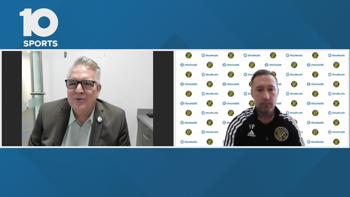 Wall to Wall Sports: Crew SC's Caleb Porter talks CONCACAF Champions League