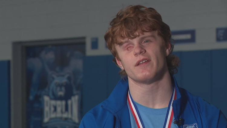 Athlete of the Week: Caiden Hooks