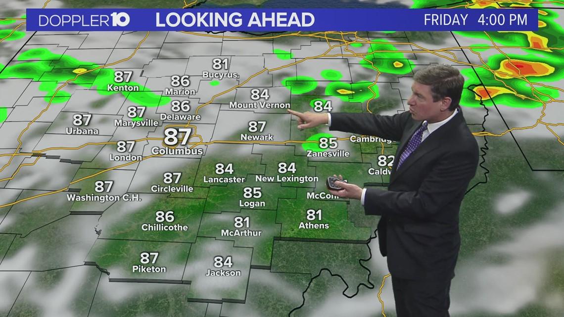 Thursday forecast | June 17, 2021