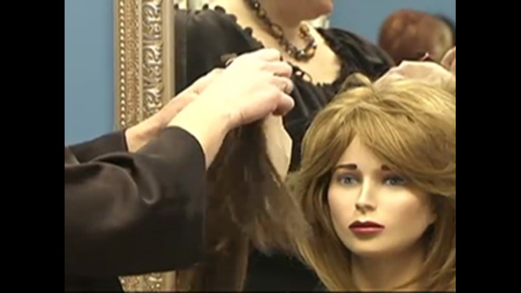 Wig Business Helps Cancer Patients Look Feel Their Best 10tv Com