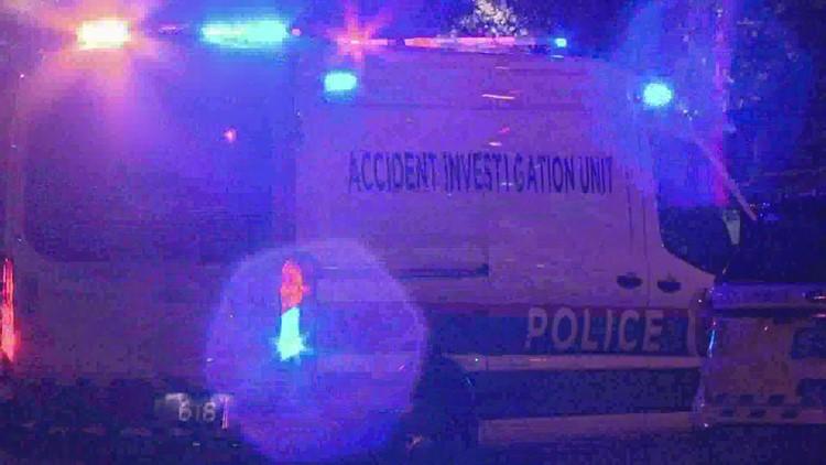Police: 2 injured in crash near Easton