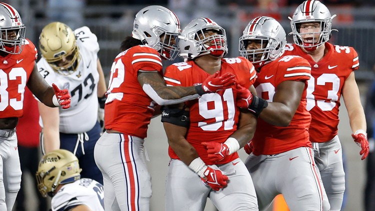 Ohio State slips to No. 11 in AP Poll after defeating Akron
