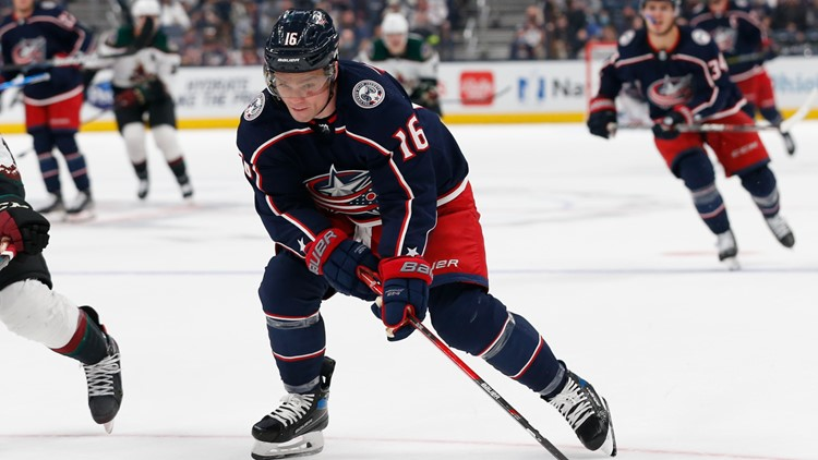 Blue Jackets C Domi will miss 2 to 4 weeks with rib fracture