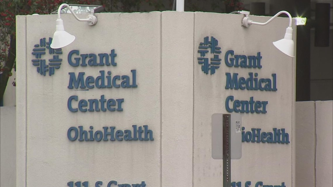 Grant Medical Center enters 'crisis bedding' due to record number of trauma patients, increase in COVID patients