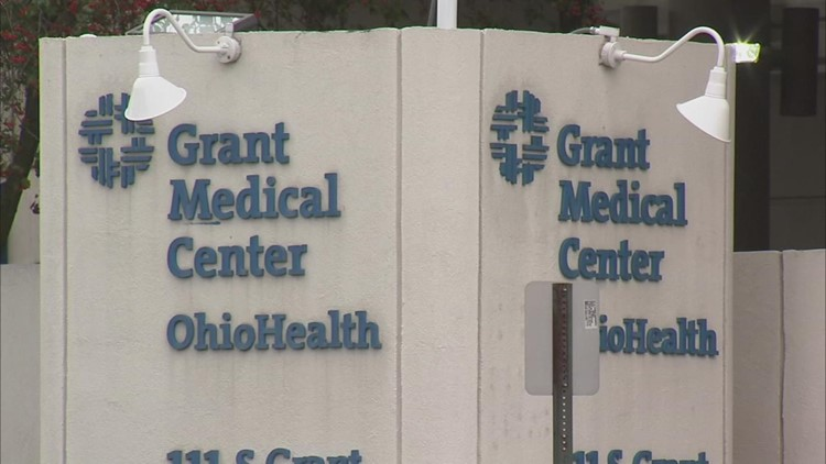 Grant Medical Center enters 'crisis bedding' situation due to record number of trauma patients, increase in COVID patients