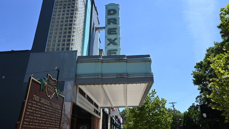 Drexel Theatre to reopen May 27