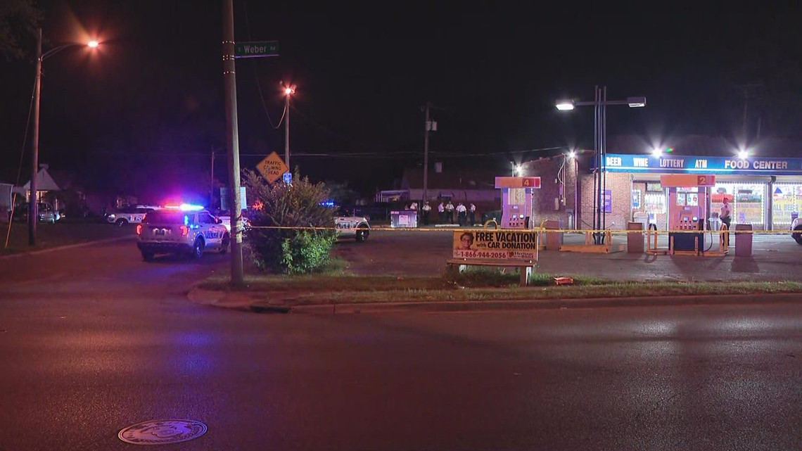 1 killed, 2 others hurt in North Linden shooting