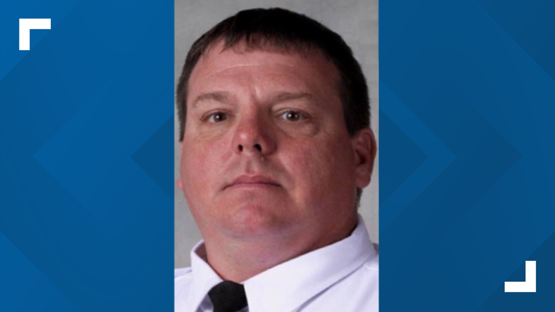 Columbus police officer dies from COVID-19
