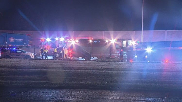 2 men killed in wrong-way crash on I-71 south in north Columbus
