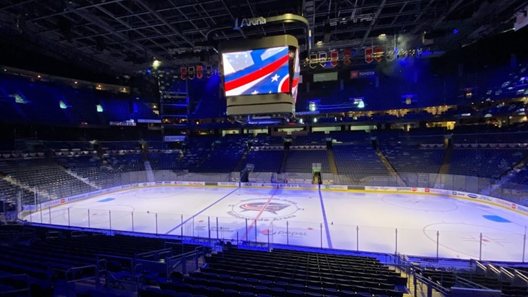 Columbus Blue Jackets ready to welcome fans for season opener