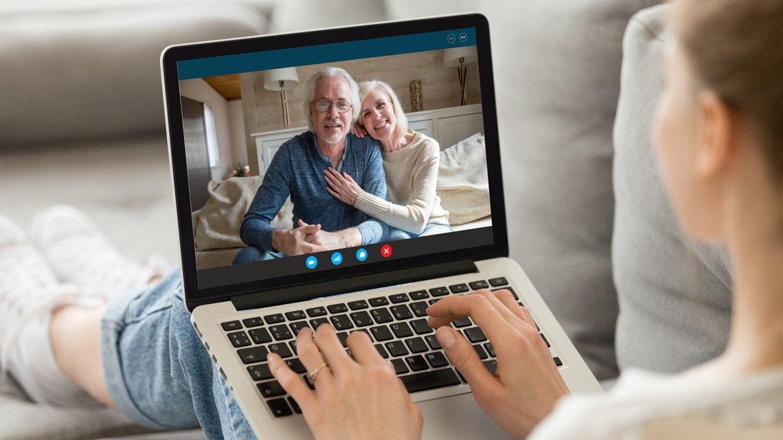 When and how can you see your grandparents?