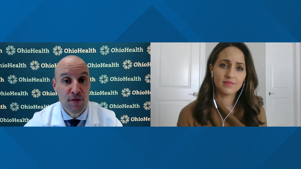 Full interview: OhioHealth's Dr. Joseph Gastaldo answers more COVID-19 questions