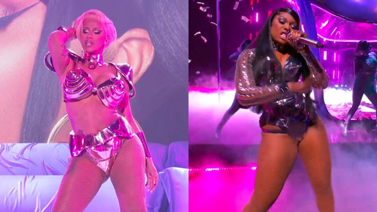 Cardi B and Megan Thee Stallion's performance at Grammys drew FCC complaints. Here's what viewers wrote