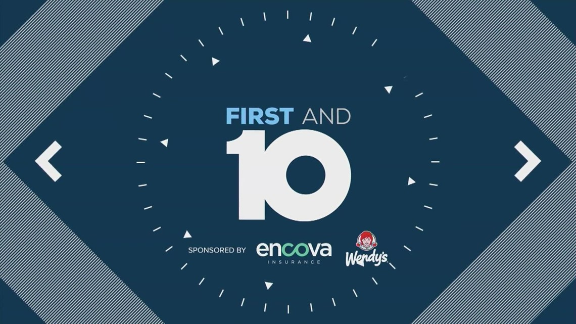 First and 10 | Week 9