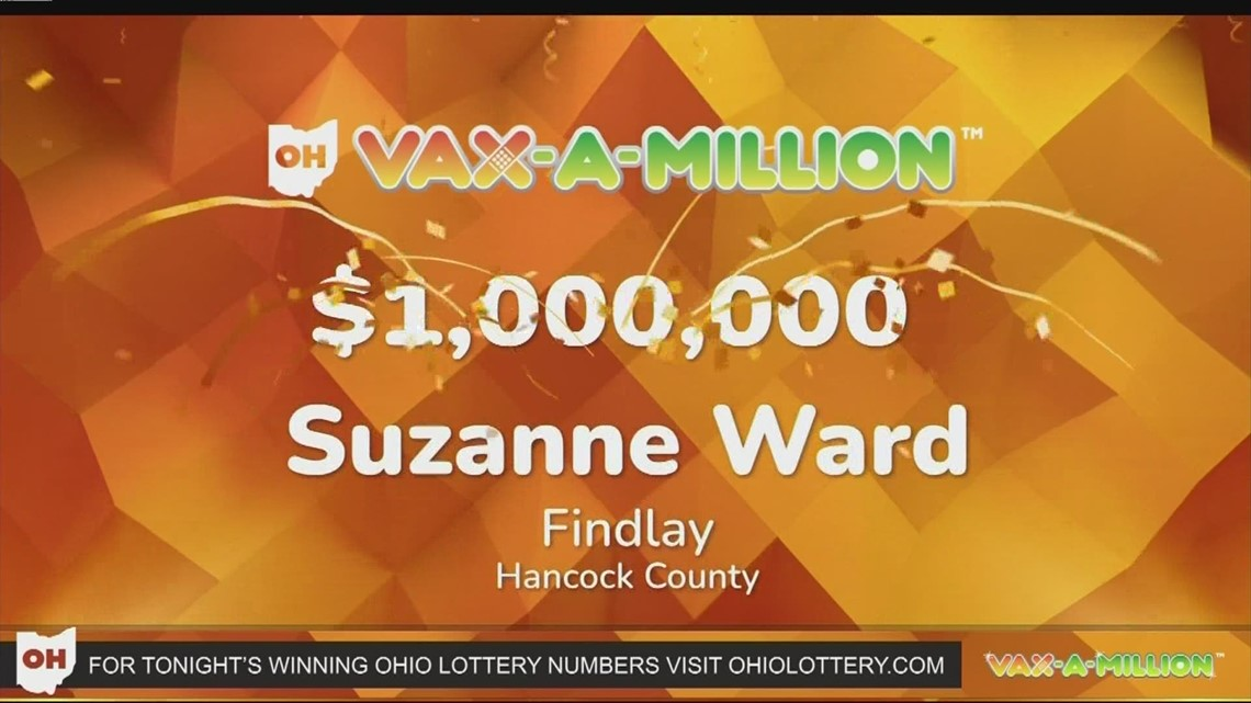 Fourth 'Vax-a-Million' lottery winners announced